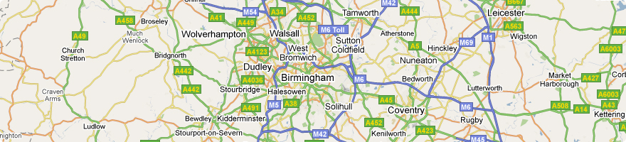 Providing electrician services all around the West Midlands and further!